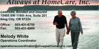 Always At Home Care