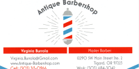 Antique Barbershop